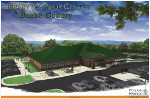 East Burke Library and Senior Center Concept Design Smaller Image