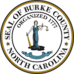 Seal of Burke County
