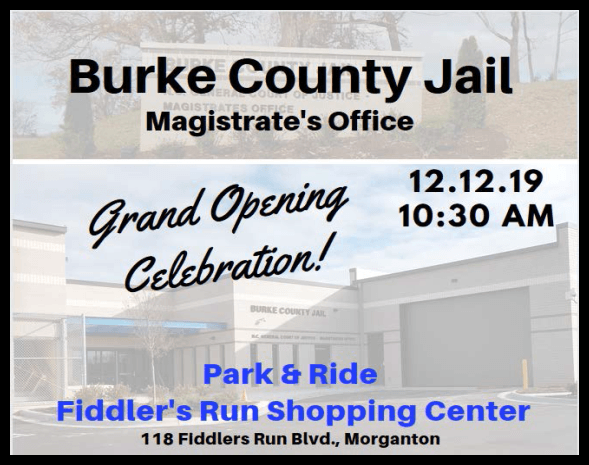 Jail Opening Invitation
