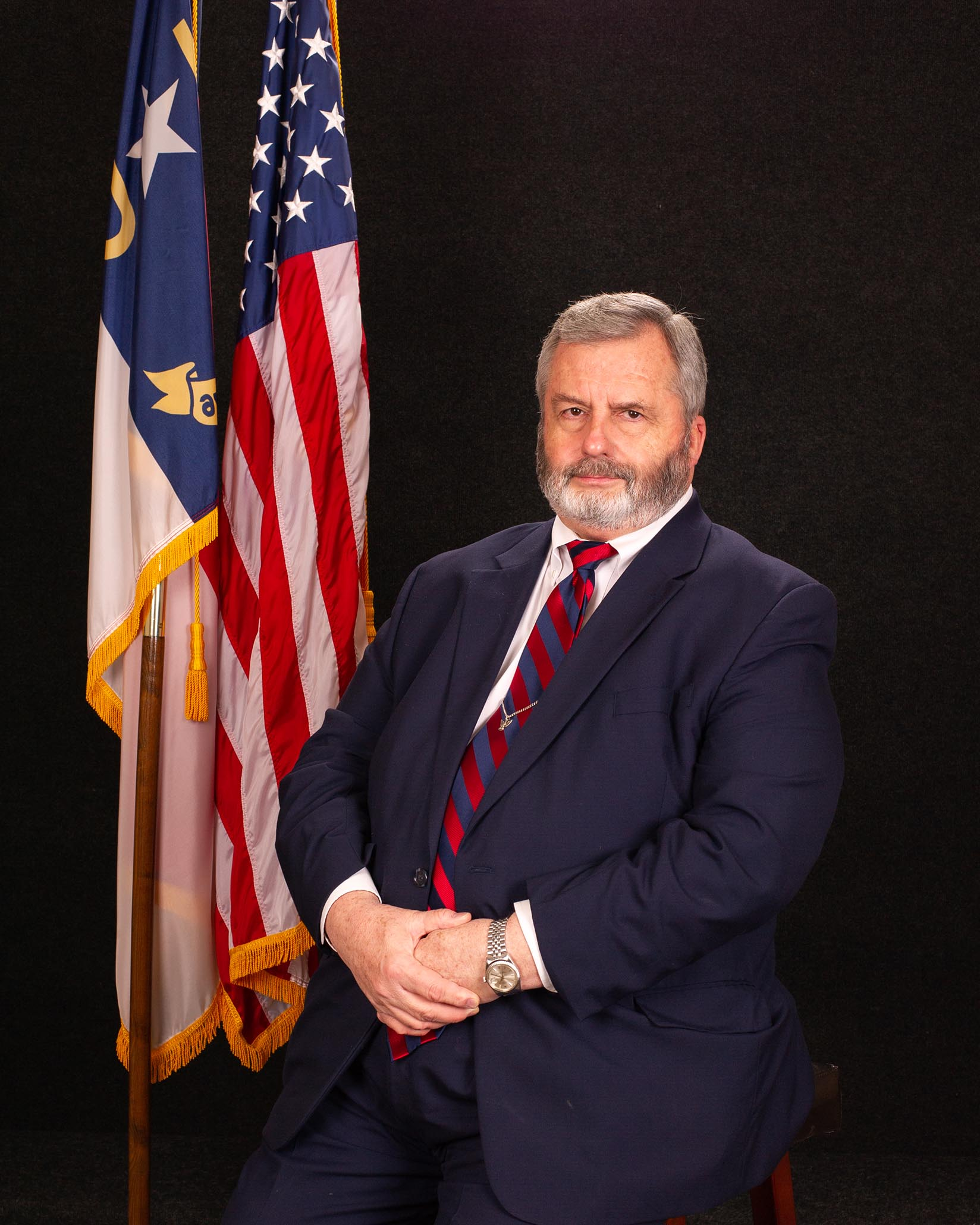 James Reid (J.R.) Simpson, II, County Attorney