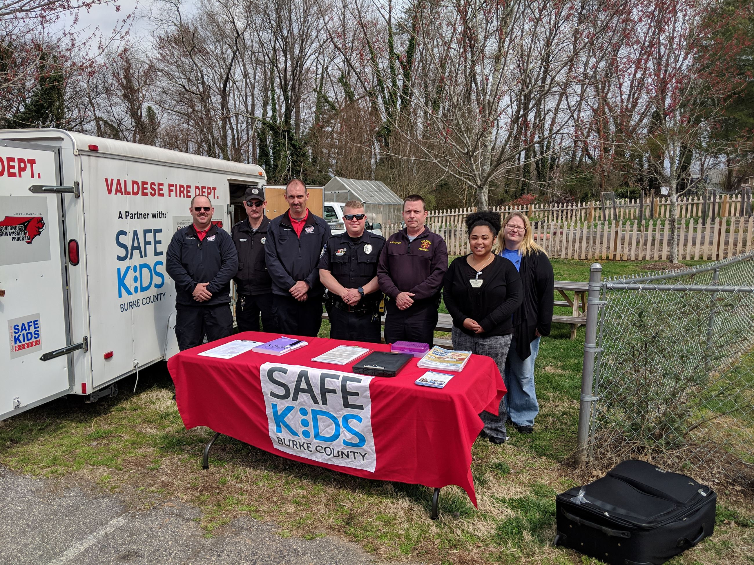 Safe Kids Burke County Picture